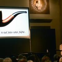 Foto Nicoloro G. 25/06/2018 Milano Edizione 2018 de ' La Milanesiana ' che ha per tema ' Il Dubbio e la Certezza '. nella foto il filosofo Massimo Cacciari.