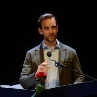 Foto Nicoloro G. 29/06/2018 Milano Edizione 2018 de ' La Milanesiana ' che ha per tema ' Il Dubbio e la Certezza '. nella foto lo scrittore Joel Dicker.
