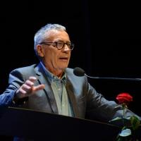 Foto Nicoloro G. 29/06/2018 Milano Edizione 2018 de ' La Milanesiana ' che ha per tema ' Il Dubbio e la Certezza '. nella foto il giornalista Ranieri Polese.