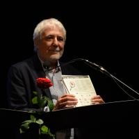 Foto Nicoloro G. 28/06/2016 Milano Quarta serata della diciassettesima edizione de ' La Milanesiana ' che quest' anno ha per titolo ' La Vanità '. nella foto il giornalista Antonio Gnoli.