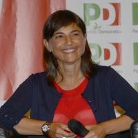Foto Nicoloro G. 12/09/2016 Ravenna Serata conclusiva della Festa dell' Unita' del PD. nella foto Debora Serracchiani.