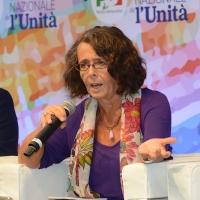 Foto Nicoloro G. 04/09/2018 Ravenna Festa Nazionale de l' Unita'. nella foto la deputata PD Marina Sereni.