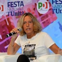 Foto Nicoloro G. 04/09/2018 Ravenna Festa Nazionale de l' Unita'. nella foto la senatrice PD Caterina Bini.