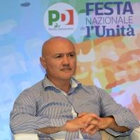 Foto Nicoloro G. 04/09/2018 Ravenna Festa Nazionale de l' Unita'. nella foto il consigliere regionale OD Emilia-Romagna Mirco Bagnari.