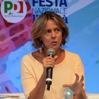 Foto Nicoloro G. 04/09/2018 Ravenna Festa Nazionale de l' Unita'. nella foto l' ex ministra Beatrice Lorenzin.