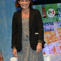 Foto Nicoloro G. 04/09/2018 Ravenna Festa Nazionale de l' Unita0. nella foto Elisabetta Gualmini, vicepresidente della regione Emilia-Romagna.