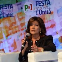 Foto Nicoloro G.   04/09/2018   Ravenna   Festa Nazionale de l' Unita'. nella foto la presidente del Senato   Maria Elisabetta Alberti Casellati.