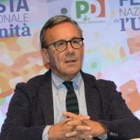 Foto Nicoloro G.   04/09/2018   Ravenna   Festa Nazionale de l' Unita'. nella foto il deputato PD Walter Verini.