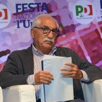Foto Nicoloro G. 01/09/2018 Ravenna Continua la Festa Nazionale de l' Unita'. nella foto il magistrato Armando Spataro.