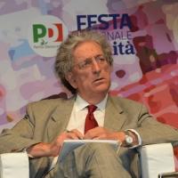 Foto Nicoloro G. 31/08/2018 Ravenna Festa Nazionale del PD. nella foto l' ex senatore PD Enrico Morando.
