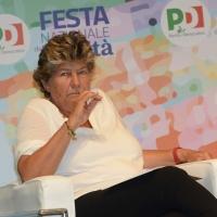 Foto Nicoloro G. 31/08/2018 Ravenna Festa Nazionale del PD. nella foto la segretaria generale CGIL Susanna Camusso.