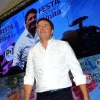 06/09/2018 Ravenna Festa Nazionale de l' Unita'. nella foto Matteo Renzi.