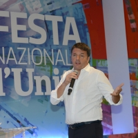 06/09/2018 Ravenna Festa Nazionae de l' Unita'. nella foto Matteo renzi.