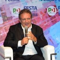 06/09/2018 Ravenna Festa Nazionale de l' Unita'. nella foto il giornalista Antonio Di Bella.