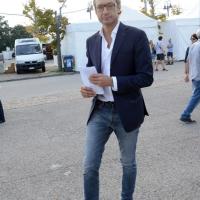 Foto Nicoloro G. 08/09/2018 Ravenna Festa Nazionale de l' Unita'. nella foto il sindaco di Rimini Andrea Gnassi.