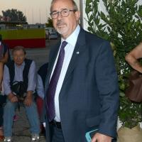 Foto Nicoloro G.   08/09/2018   Ravenna    Festa Nazionale de l' Unita'. nella foto il segretario nazionale della UIL Carmelo Barbagallo.