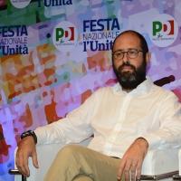 Foto Nicoloro G.   08/09/2018   Ravenna    Festa Nazionale de l' Unita'. nella foto l' economista e politico Tommaso Nannicini.