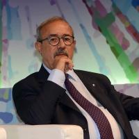 Foto Nicoloro G.   08/09/2018   Ravenna    Festa Nazionale de l' Unita'. nella foto il segretario generale UIL Carmelo Barbagallo.