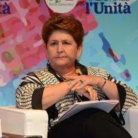 Foto Nicoloro G.   08/09/2018   Ravenna    Festa Nazionale de l' Unita'. nella foto la senatrice PD Teresa Bellanova.