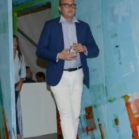 Foto Nicoloro G.   08/09/2018   Ravenna    Festa Nazionale de l' Unita'. nella foto il giornalista e politico Tommaso Cerno.