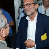 Foto Nicoloro G. 29/08/2018 Ravenna Festa Nazionale dell' Unita'. nella foto il deputato Roberto Giachetti.