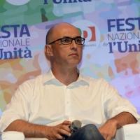 Foto Nicoloro G. 29/08/2018 Ravenna Festa Nazionale dell' Unita'. nella foto il deputato Matteo Mauri.