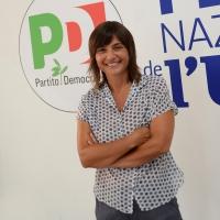 Foto Nicoloro G. 30/08/2018 Ravenna Continua la Festa Nazionale de l' Unita'. nella foto la parlamentare PD Debora Serracchiani.