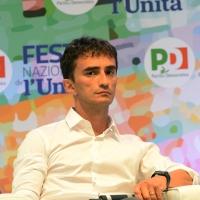 Foto Nicoloro G. 30/08/2018 Ravenna Continua la Festa Nazionale de l' Unita'. nella foto il parlamentare di Forza Italia Galeazzo Bignami.