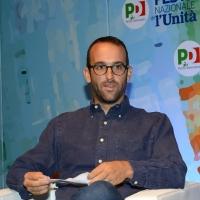 Foto Nicoloro G.   30/08/2018    Ravenna    Continua la Festa Nazionale de l' Unita'. nella foto Claudio Cerasa, direttore de ' Il Foglio '.