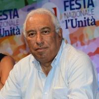 Foto Nicoloro G.   30/08/2018    Ravenna    Continua la Festa Nazionale de l' Unita'. nella foto Antonio Costa, primo ministro del Portogallo.
