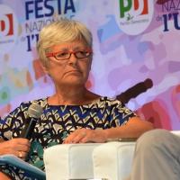 Foto Nicoloro G. 05/09/2018 Ravenna Continua la Festa Nazionale de l' Unita'. nella foto Annamaria Furlan, segretaria generale CISL.