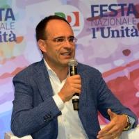 Foto Nicoloro G. 05/09/2018 Ravenna Continua la Festa Nazionale de l' Unita'. nella foto Roberto Moncalvo. presidente di Coldiretti.