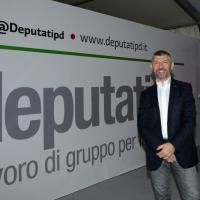 Foto Nicoloro G. 05/09/2018 Ravenna Continua la Festa Nazionale de l' Unita'. nella foto il deputato PD Ivan Scalfarotto.