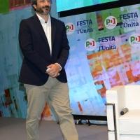 Foto Nicoloro G.   03/09/2018  Ravenna     Festa Nazionale de  L' Unitaì. nella foto il presidente della Camera Roberto Fico.