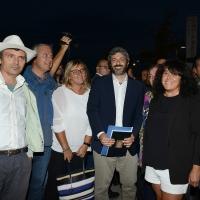 Foto Nicoloro G.   03/09/2018   Ravenna   Festa Nazionale de l' Unita'. nella foto il presidente della Camera Roberto Fico.