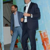Foto Nicoloro G.   03/09/2018   Ravenna   Festa Nazionale de l' Unita'. nella foto Matteo Orfini, a sinistra, e Matteo Richetti.