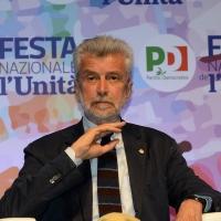 Foto Nicoloro G.   03/09/2018   Ravenna   Festa Nazionale de l' Unita'. nella foto l' onorevole Cesare Damiano.