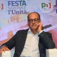 Foto Nicoloro G.   03/09/2018   Ravenna   Festa Nazionale de l' Unita'. nella foto l' europarlamentare Paolo De Castro.