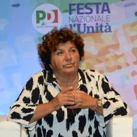 Foto Nicoloro G.   03/09/2018   Ravenna   Festa Nazionale de l' Unita'. nella foto la deputata Carla Cantone.