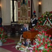 Foto Nicoloro G. 11/11/2016 Milano Nella sala Alessi di palazzo Marino si e' svolto in forma laica il funerale dell' oncologo Umberto Veronesi. nella foto il sindaco Giuseppe Sala.