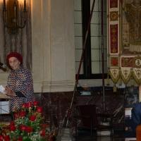 Foto Nicoloro G. 11/11/2016 Milano Nella sala Alessi di palazzo Marino si e' svolto in forma laica il funerale dell' oncologo Umberto Veronesi. nella foto l' onorevole Emma Bonino.