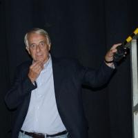 Foto Nicoloro G.   05/10/2017   Ravenna   Incontro e dibattito con alti esponenti di MDP e Campo Progressista sui temi di attualita' politica. nella foto Giuliano Pisapia di Campo Progressista.