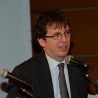 Foto Nicoloro G.   04/05/2016  Milano   Conferenza stampa di presentazione della diciassettesima edizione de ' La Milanesiana '. nella foto l' assessore Filippo Del Corno.