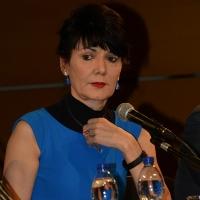 Foto Nicoloro G.   04/05/2016  Milano   Conferenza stampa di presentazione della diciassettesima edizione de ' La Milanesiana '. nella foto Elisabetta Sgarbi, ideatrice e direttrice della manifestazione.
