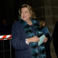 Foto Nicoloro G. 07/12/2018 Milano Tradizionale Prima della Scala che quest' anno apre con ' Attila ' di Giuseppe Verdi. nella foto l' imprenditrice Diana Bracco.