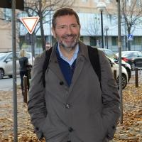 Foto Nicoloro G. 21/10/2016 Ravenna Nell' ambito della campagna per il NO al referendum il comitato ravennate incontra l' ex sindaco di Roma Ignazio Marino. nella foto l' ex sindaco di Roma Ignazio Marino.
