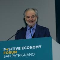 Foto Nicoloro G. 07/04/2016 Coriano (RN) Comunita' di San Patrignano Terza edizione del ' Positive Economy Forum '. nella foto Jacques Attali, presidente Positive Economy Forum.