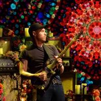 Foto Nicoloro G. 13/11/2016 Milano Trasmissione televisiva su Rai 3 ' Che tempo che fa '. nella foto Jonny Buckland dei Coldplay.