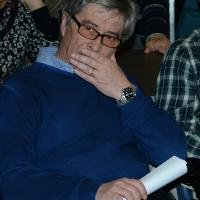 Foto Nicoloro G. 25/02/2017 Ravenna Vasco Errani interviene all' assemblea della sua sezione di riferimento di Ravenna. nella foto Vasco Errani.