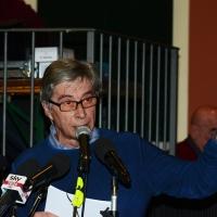 25/02/2017 Ravenna Vasco Errani interviene all' assemblea della sua sezione di riferimento di Ravenna. nella foto Vasco Errani durante il suo intervento.